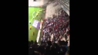 ultras Paris a reims 08/08/2014 jean phi lalala lala...