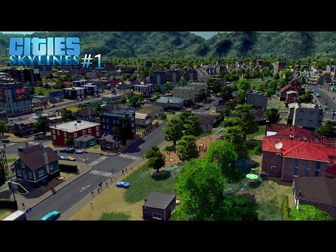 天龍國市長|Cities: Skylines 都市 : 天際線 # 1