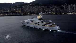 90.000.000$ SUPERYACHT