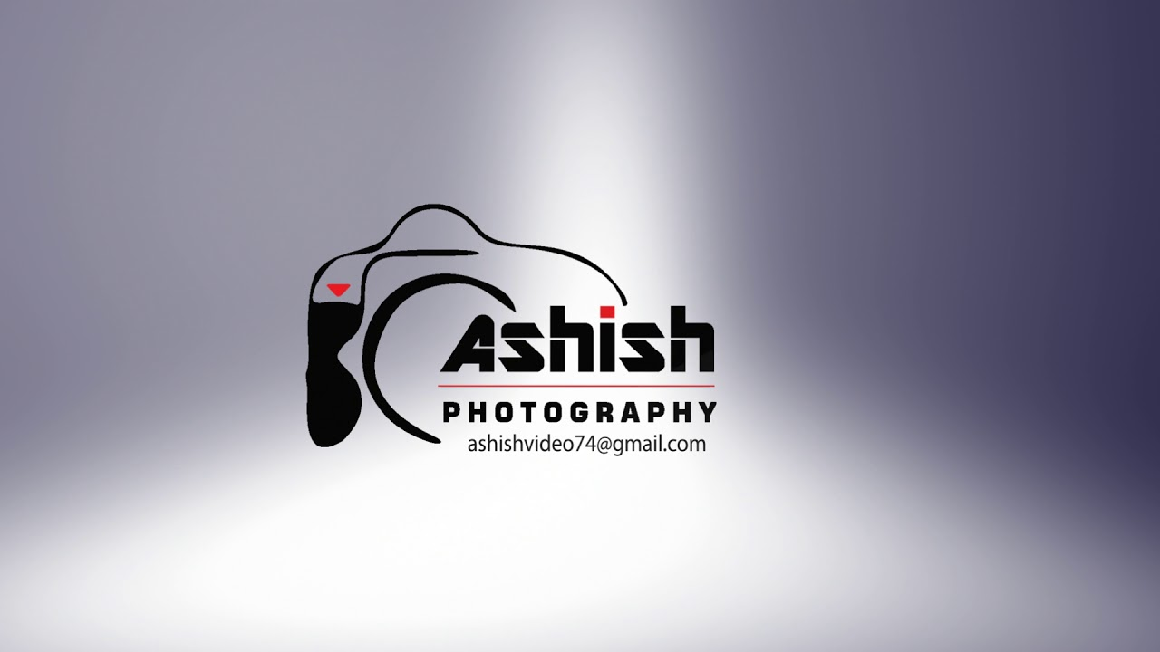 Ashish Photography Logo Hd Youtube