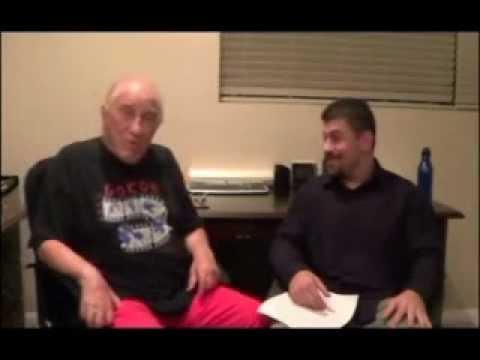 Gene LeBell cowardly taunting Steven Seagal again
