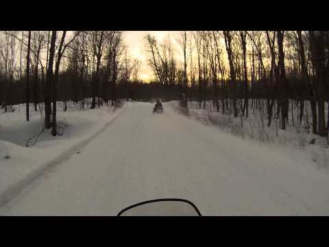 Snowmobiling Wisconsin