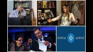"U CENTAR Milica Djurdjevic: Vučić ide Sonji Liht ""na noge"" thumbnail"