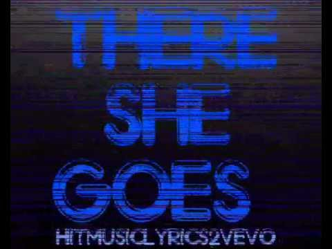 Taio Cruz feat Pitbull - There She Goes Lyrics