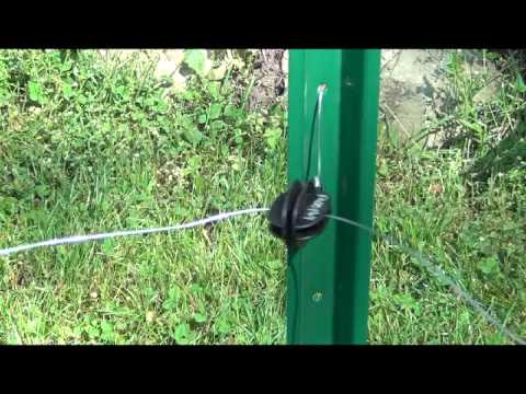 Fencing Tips And Tricks Part 1 Building Electric Fe