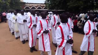 Clergy of Torit, South Sudan