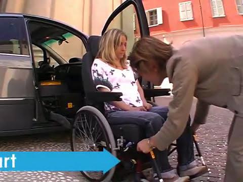 handi mobil adaptations de v hicules pour handicap si ge voiture qui devient fauteuil. Black Bedroom Furniture Sets. Home Design Ideas