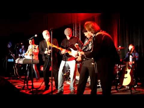 Billy Swan, Doyle Dykes, James Burton, Gary Roller,  Performing Polk Salad Annie