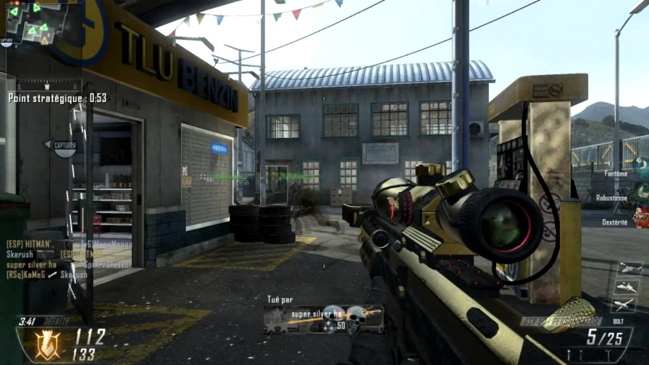 Black Ops Wallpaper Hd Bo2 Sniper Commenter Youtube