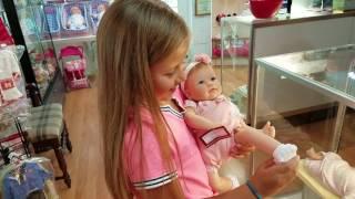 Loja de boneca bebe Reborn em Orlando Judy's Dolls - Bebê Reborn da Mari Horvat