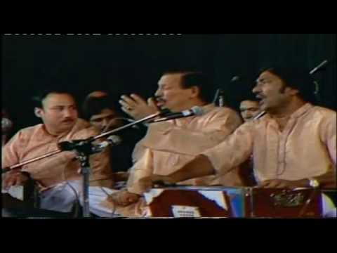 Nusrat fateh Ali Khan - Sanson Ki Mala Peh Simrun