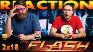 "The Flash 2x18 REACTION!! ""Versus Zoom"""