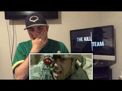THE KILL TEAM Trailer #1 Reaction!