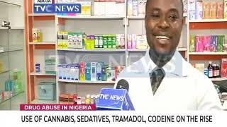 Use Of Cannabis Sedatives Tramadol Codeine On The Rise In Nigeria