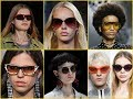 2018 Latest Spring\Summer Sunglasses Trends