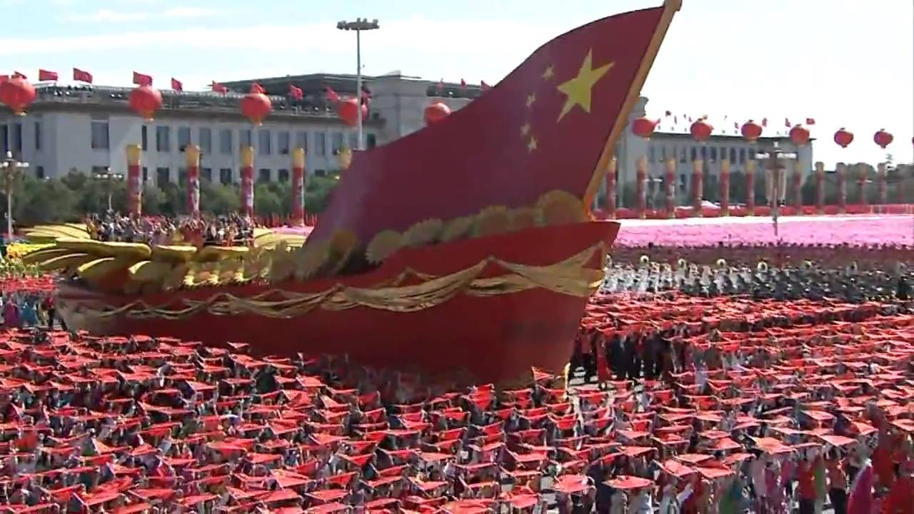 10 Civilian Parade [China's National Day, Chinese Military ...