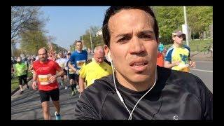 Ich laufe den Marathon ohne vorher trainiert zu haben