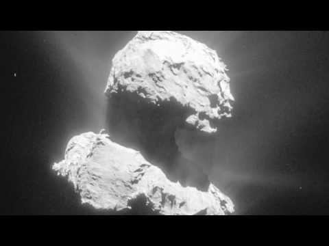 Mysterious Outburst from Comet 67P | Space News