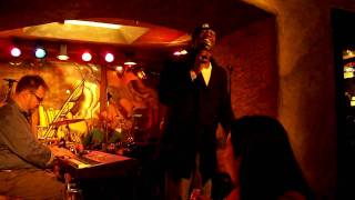 "Jermaine Richards singing ""LET'S STAY TOGETHER"" live at the Sugarbar"