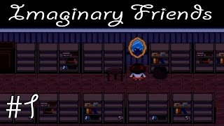Imaginary Friends: RPG Maker Horror/Puzzle Game | Gameplay #1 [ No Commentary ]