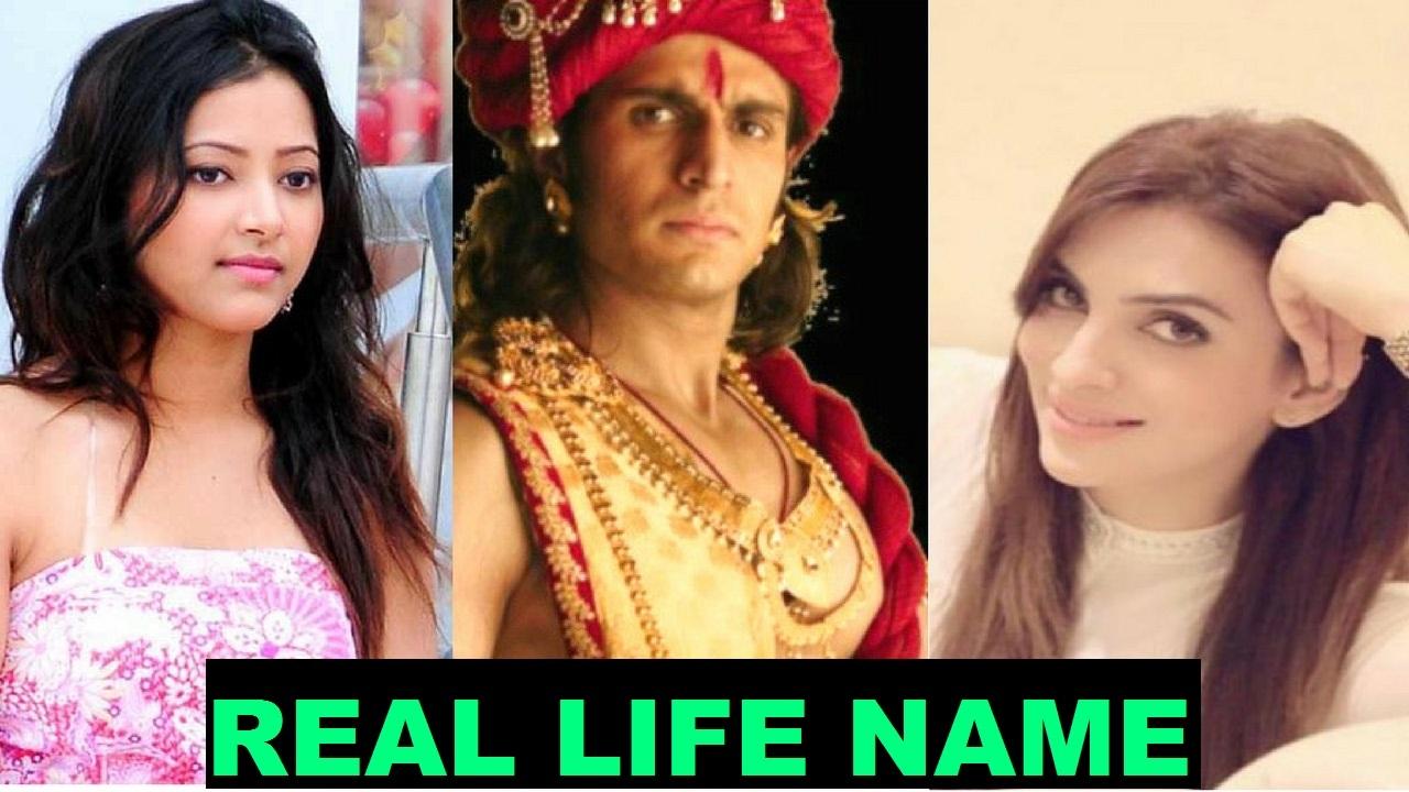Real Life Name of Chandra Nandini Cast - YouTube
