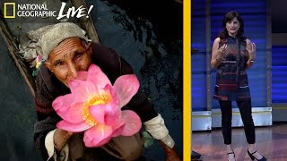 Photographing the Beauty of Life in the Shadow of War - Nat Geo Live