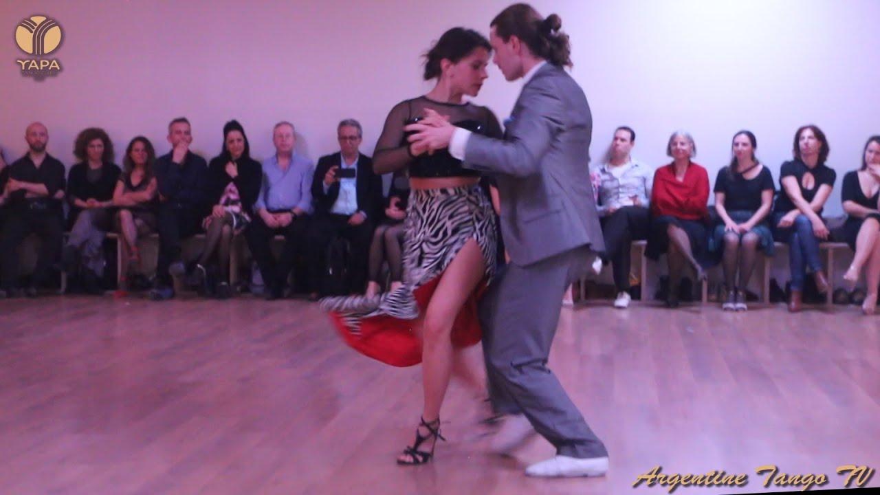Agnieszka Stach y Tymoteusz Ley - A Los Amigos - (4/4) - YAPA Milonga, Tel-Aviv - 07-02-2020
