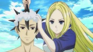 Arakawa Under The Bridge //all about him