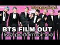 BTS FILM OUT LIVE  performance show 2021 - REAL VOICE