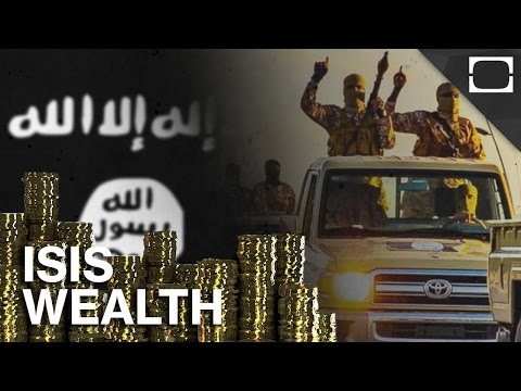 How Does ISIS Get Its Money?