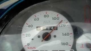 Gilera Runner 180 2T Tuning 0-140  km/h