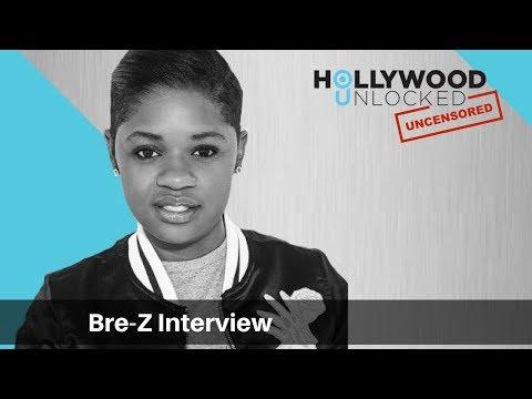 Empire's Bre-Z talks Alleged Relationship w/ Dej Loaf on Hollywood Unlocked [UNCENSORED]