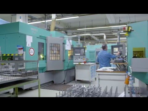 Gear technology – an overview of our manufacturing technologies