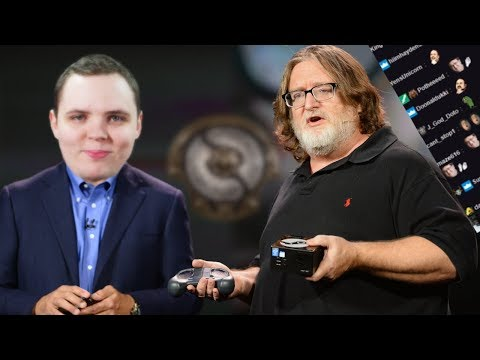 TI Winner On Meeting Gaben,Big Words Rant And Some Quizes