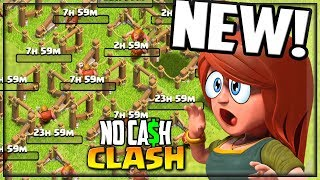 ALL NEW! No Cash Clash of Clans Episode 28