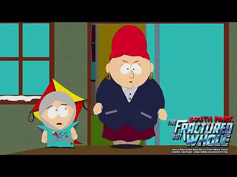South Park: The Fractured But Whole - Sheila Broflovski (Kyle's Mom) Boss Battle/Fight Music Theme