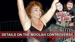 The List & Ya Boy Wrestling Podcast #63  Moolah, How Do UFC Fighters Feel About Rousey