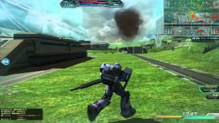 Mobile Suit Gundam Online 51vs51 PvP Libot Colony SIEG ZEON!