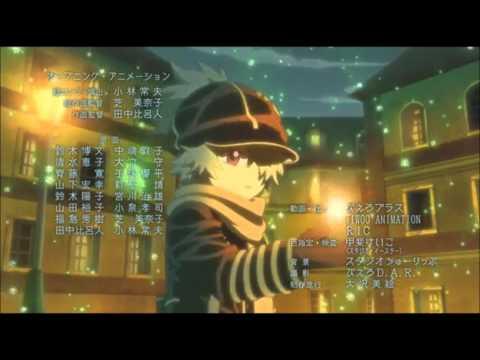 Letter Bee/Tegami Bachi Opening #2011 Promise/Yakusoku High Quality