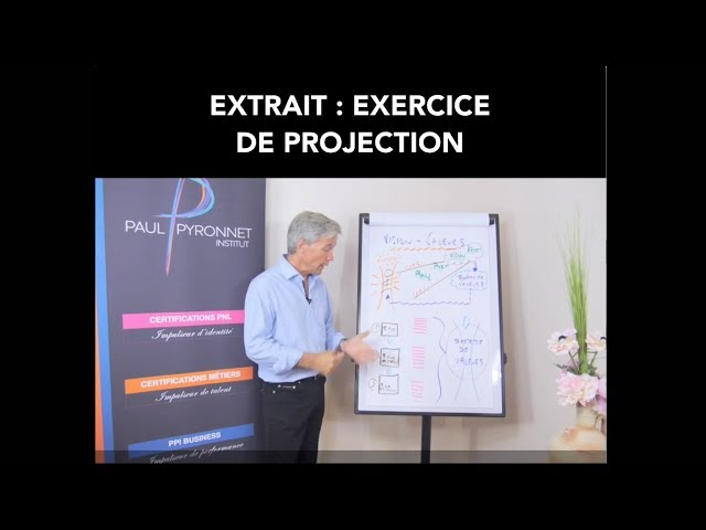 Exercice de projection - Paul Pyronnet