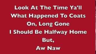 Chris Young Aw Naw (Lyrics)