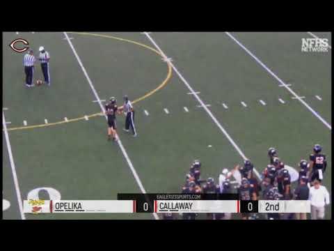 Callaway vs. Opelika 8/24/18 W 35-21