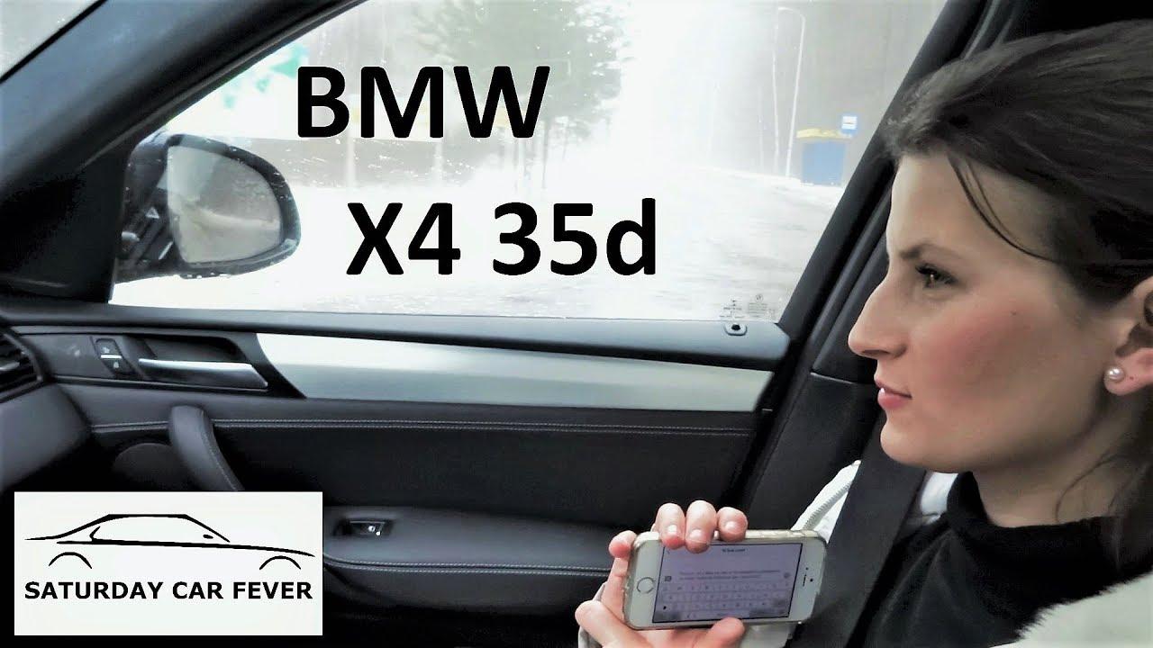 BMW X4 35d M xDrive Test Drive [Jazda Próbna] TEST PL