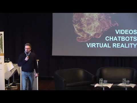 Video: Stiftungskommunikation – von klassischer PR bis digitale Tools