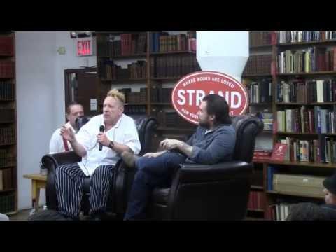 John Lydon & Isaac Fitzgerald | Anger is an Energy