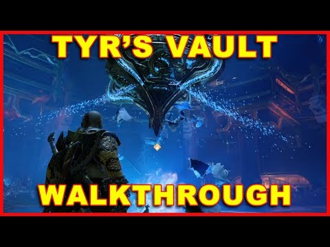 God of War (PS4) Tyr's Vault Puzzle Guide