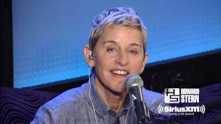 Ellen DeGeneres on Caitlyn Jenner's Gay Marriage Stance