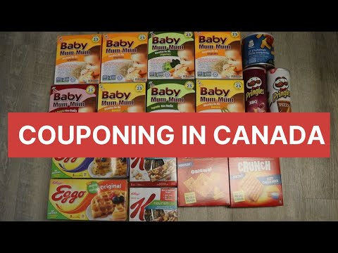 COUPONING IN CANADA | WEEKLY GROCERY