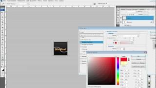 Урок по соданию линий в Photoshop CS3(Урок по соданию линий в Photoshop CS3.Решил сделать такой короткий урок,скажу что не так сильно хотел показать..., 2010-03-21T10:09:52.000Z)