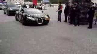 Bugatti Veyron Gumball Rally Tirana